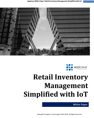 White Paper Retail Inventory Management with IoT