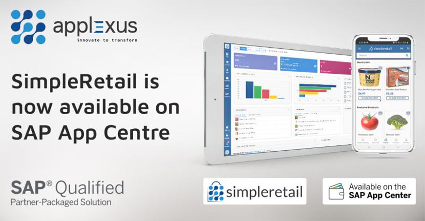 SimpleRetail -SAP® App Center