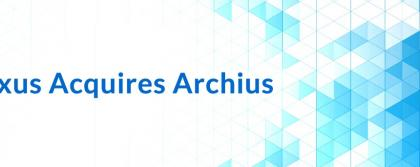 Applexus acquire Archius